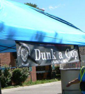 Dunk-A-Cop-Banner