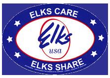 Elks Care, Elks Share logo