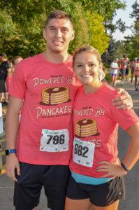 Pancake Stampede Runners