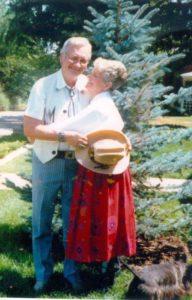 Brad and Mary Bradford