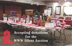 WWW Silent Auction - accepting donations