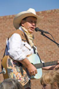 Cowboy Steve, the singing cowboy
