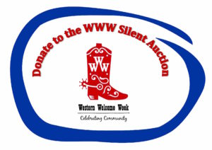 Donate to the WWW Silent Auction