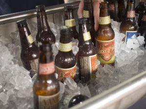 Craft brews at the Taste