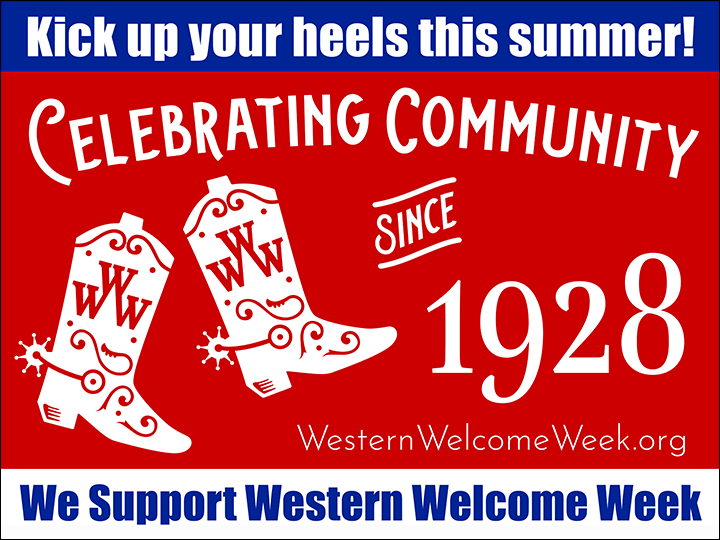 Kick up your heels this summer with Western Welcome Week!