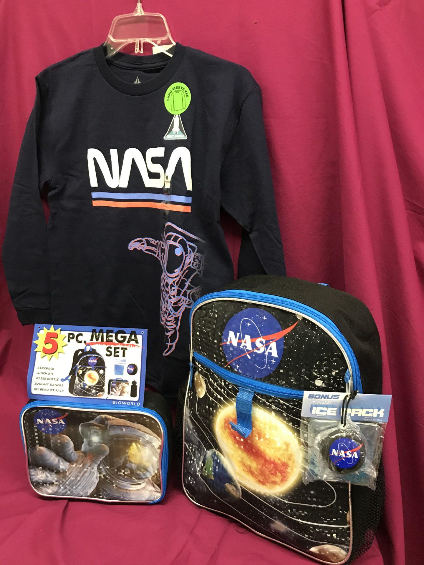 104 NASA set