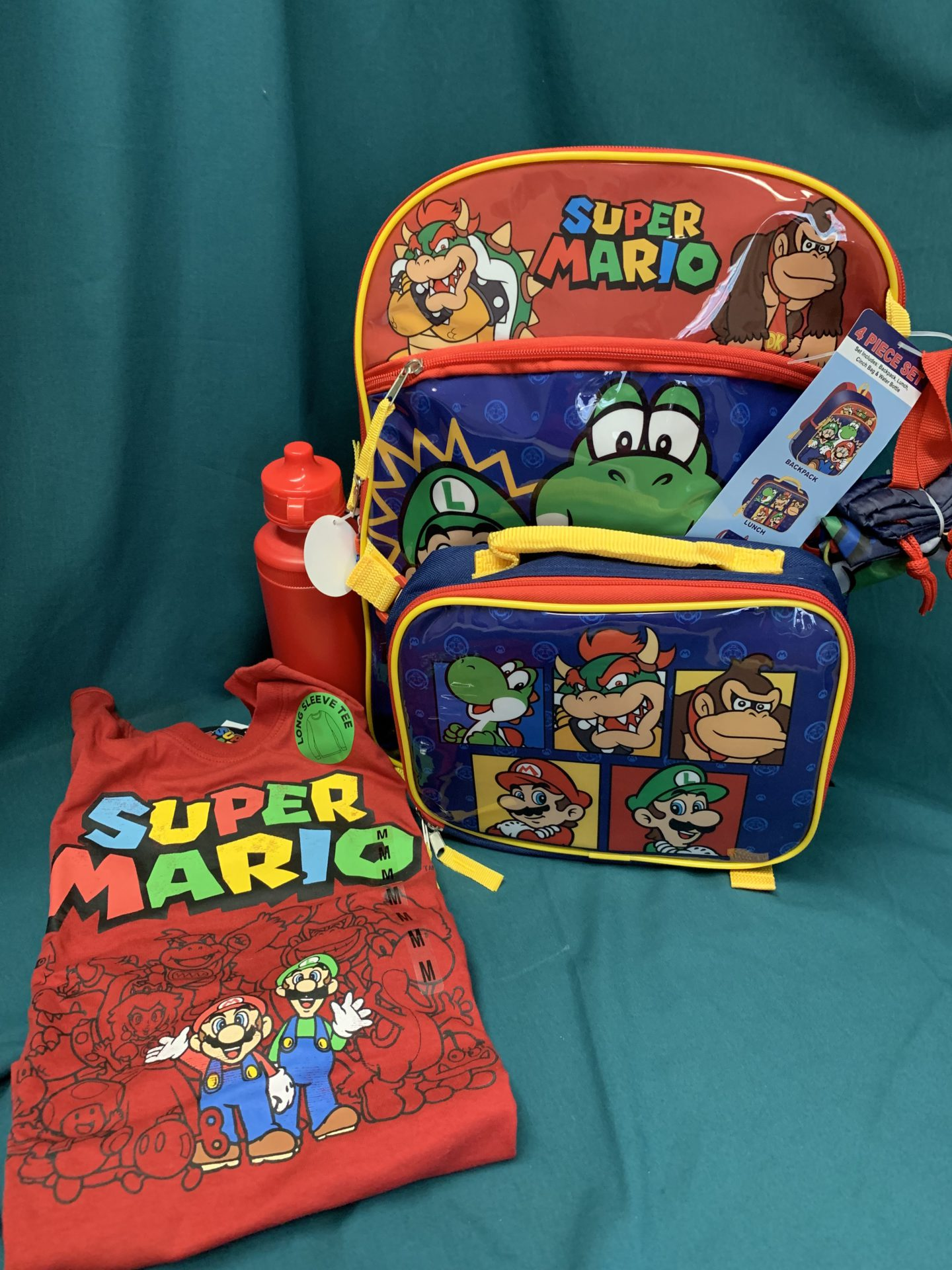 105 Super Mario set