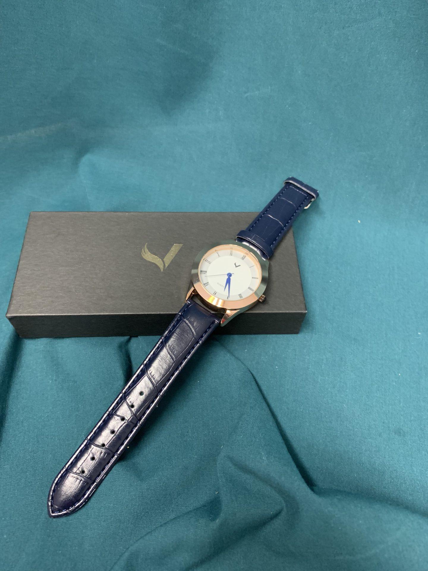 334 Mans watch