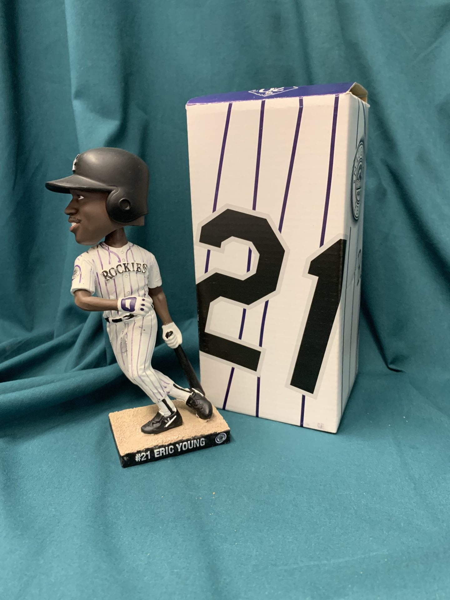 357 Eric Young Bobblehead