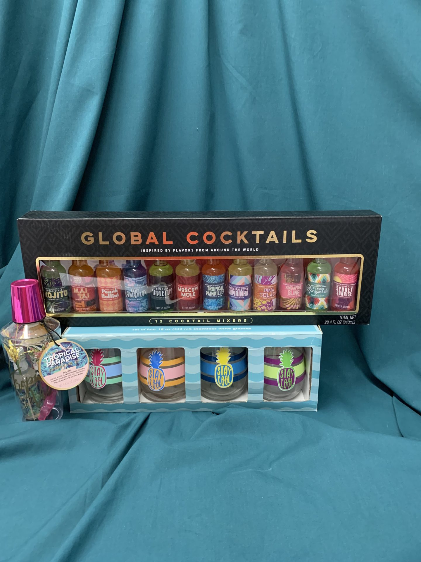 476 Summer Cocktail Set